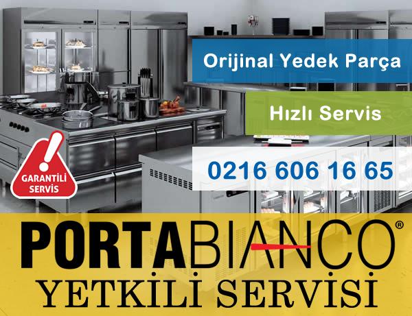 Portabianco İstanbul Anadolu Yakası Yetkili Servisi - (0216) 606 16 65