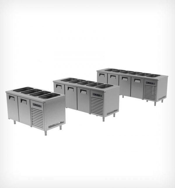 Soğuk Servis Buzdolabı-SBH