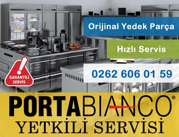 Portabianco Körfez Yetkili Servisi - (0262) 606 01 59