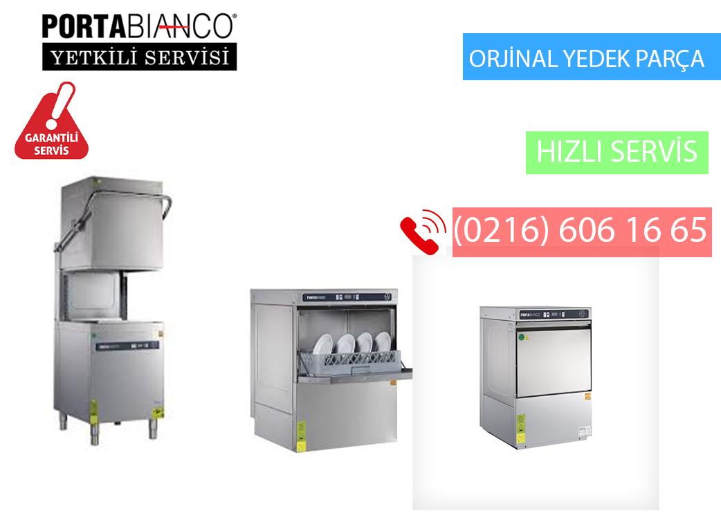 Çekmeköy Portabianco Bulaşık Makinesi Servis